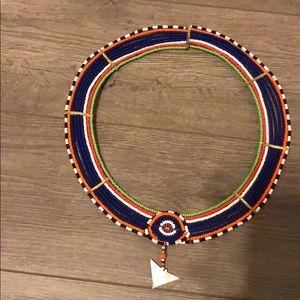 Jewelry - Tribal Zulu neck piece